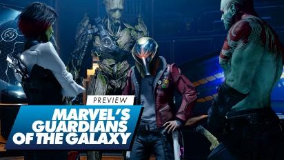 Marvel's Guardians of the Galaxy - Videovorschau