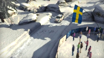 WRC 4 Fia World Rally Championship - Light and Weather Conditions Trailer