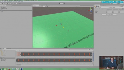INTRODUCTION TO UNITY BY CREATING SIMPLE AMBIENT LIFE