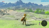 The Legend of Zelda Breath of the Wild - First 20 minutes Gameplay on Wii U