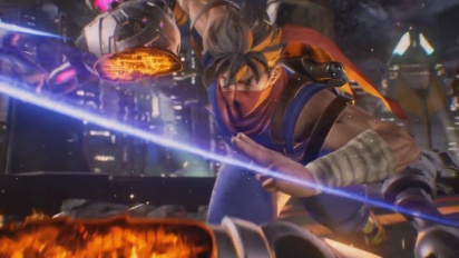Marvel vs. Capcom: Infinite PS4 Gameplay | PlayStation Underground Presentation