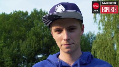 FIFA 18 - Interview mit Lasse 'Kongen' Bækkelund