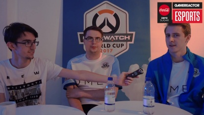 Overwatch - Interview mit dem britischen Overwatch World Cup-Team