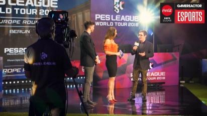 PES League Berlin - Expectations
