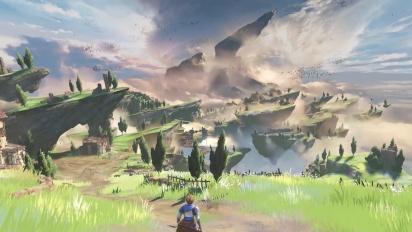 Granblue Fantasy Re: Link - Announcement Trailer