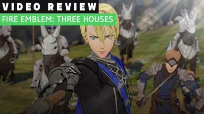 Fire Emblem: Three Houses - Videokritik
