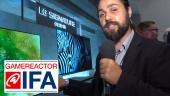 LG 8K OLED - Produktpräsentation auf IFA 2019
