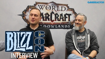 World of Warcraft: Shadowlands - Interview mit Ion Hazzikostas & Steve Aguilar