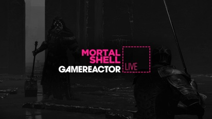 Mortal Shell - Livestream-Wiederholung (Launch)