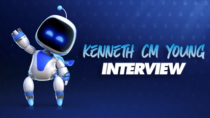 Astro's Playroom - Interview mit Kenneth CM Young