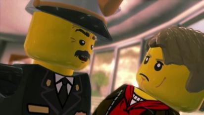 Lego City Undercover - Webisode #3: Meet Frank Honey