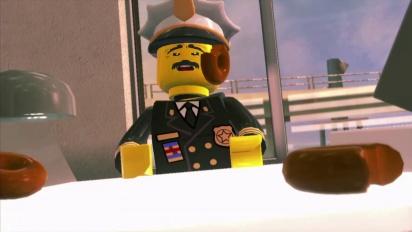Lego City Undercover - Webisode #2: Meet Chief Dunby