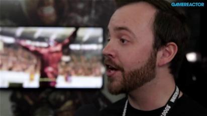 Spartacus Legends - Interview Josh Mast