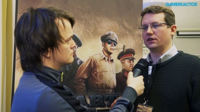Hearts of Iron IV - Interview Dan Lind