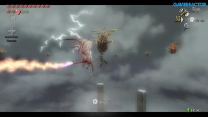 The Legend of Zelda: Twilight Princess HD - Argorok Boss Battle Gameplay