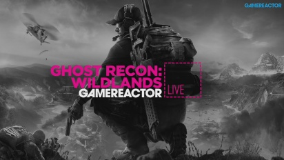 Ghost Recon: Wildlands - 4 Player Launch Stream