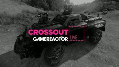 Livestream Replay - Crossout