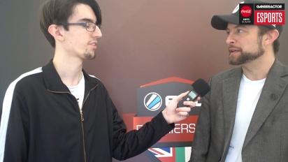 ESL UK Premiership-Finale - Interview mit Chris Place