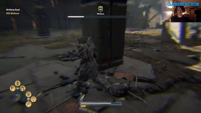 Assassin's Creed Odyssey - Gameplay der Medusa auf Lesbos
