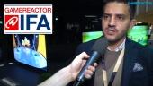 Sony Master Series - Interview mit Mazi Khirollahi (IFA 2019 )