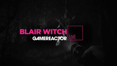 Blair Witch - Livestream-Wiederholung