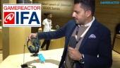 Sonys kabelloses Kopfhörer-Line-Up - Produktpräsentation auf IFA 2019