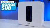 Sonos Sub: Quick Look