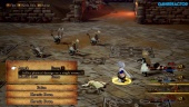 Bravely Default II - Gameplay (Demo)