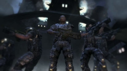 Aliens vs. Predator - Marine Reveal trailer