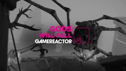 Gods will Fall - Livestream-Wiederholung mit dem Entwickler Mark Wherrett