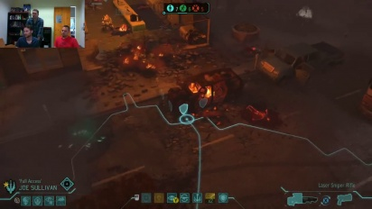 Xcom: Enemy Unknown - Live Gameplay with Jake, Casey and Greg