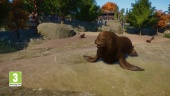 Planet Zoo: North America Animal Pack   Announcement Trailer
