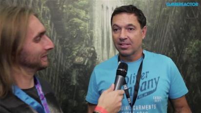 GC 13: Wasteland 2 - Interview Brian Fargo