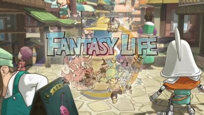 Fantasy Life - TV Commercial