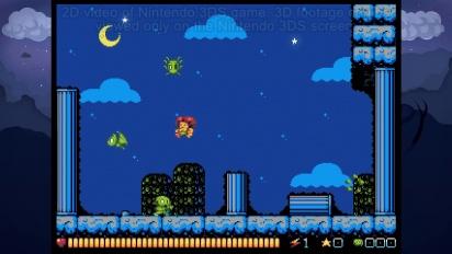 Zombie Incident - Nintendo 3DS Trailer