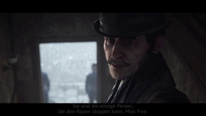Assassin's Creed Syndicate - Jack the Ripper Gameplay Trailer (Deutsche Version)