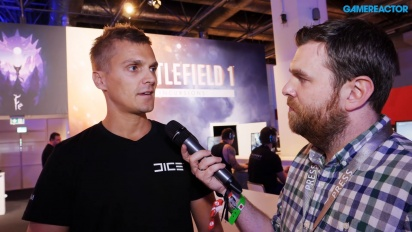 Battlefield 1: Incursions - Interview mit David Sirland