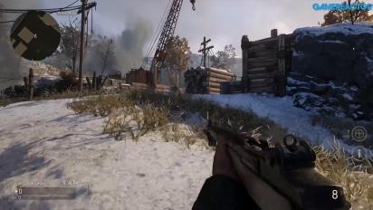 Call of Duty: WWII - Abschuss bestätigt-Gameplay