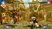 Street Fighter V: Arcade Edition - SF Alpha-Pfad: Sakura vs. Dhalsim