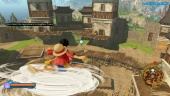 One Piece: World Seeker - Freies Erkunden der Pirates Islands