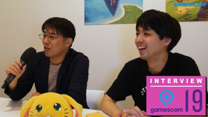 Trials of Mana - Interview mit Masaru Oyamada und Shinichi Tatsuke (Gamescom 2019)