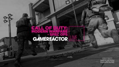 Call of Duty: Modern Warfare - Livestream-Wiederholung (Multiplayer und Spec-Ops)
