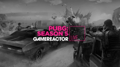 Playerunknown's Battlegrounds Season 5 - Livestream-Wiederholung