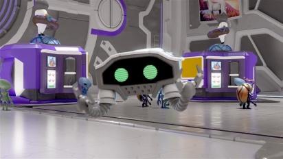 Spacebase Startopia - Announcement Trailer