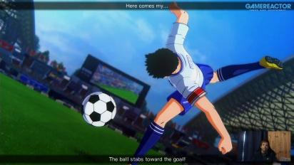 Captain Tsubasa: Rise of New Champions - Livestream-Wiederholung