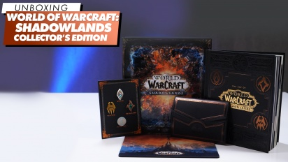 World of Warcraft: Shadowlands - Unboxing der Collector's Edition