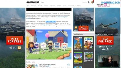GRTV News - Politiker im Gaming-Bereich