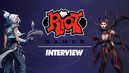 Riot Games - Interview mit Marc Merrill auf dem Fun & Serious 2020