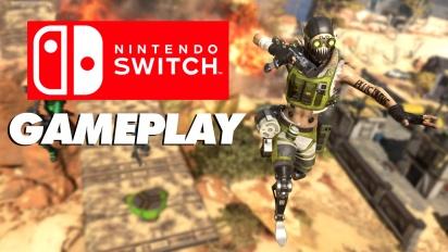 Apex Legends - Nintendo-Switch-Gameplay (Highlights)
