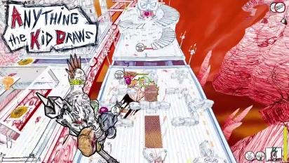 Drawn to Death - Announcement Trailer